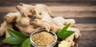Ginger Nutrition Facts and Calorie Information