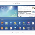 Samsung Galaxy Tab 3 tablets with 8-inch, 10.1-inch screen announced