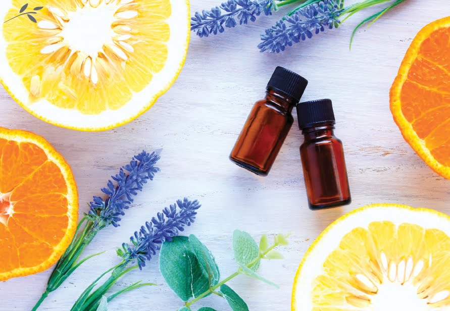 Lavender Oil, Vanilla