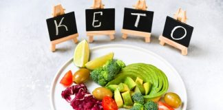 A Keto Diet Meal Plan