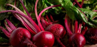 Beets Nutrition Facts & Calories