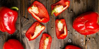 Bell Pepper Nutrition Facts & Calories