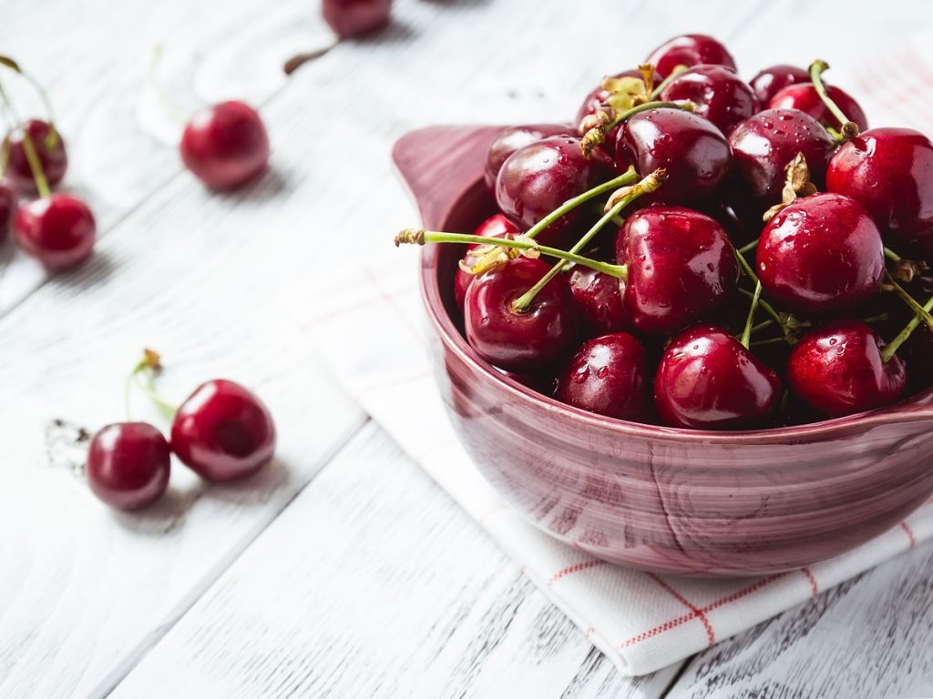 Cherry nutrition facts and calorie