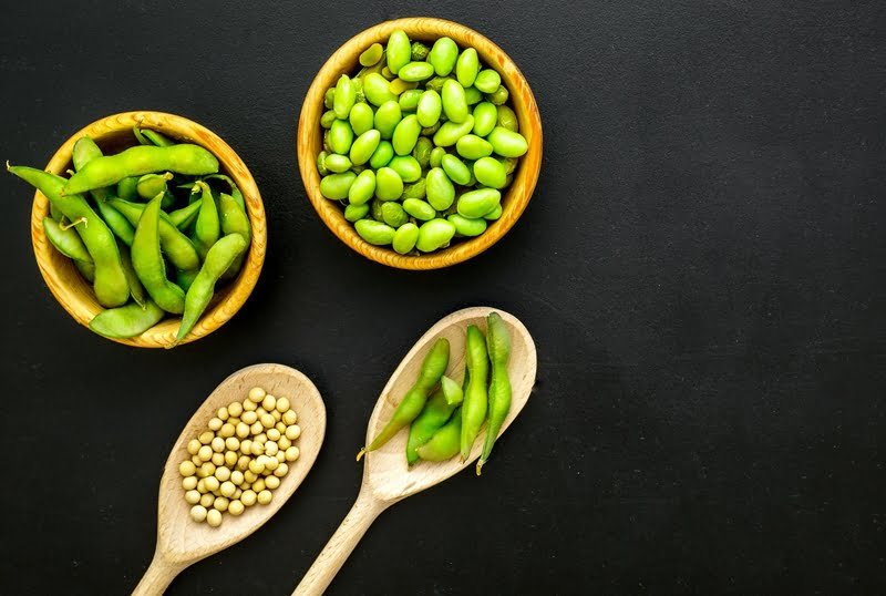 Edamame Nutrition Facts & Calories