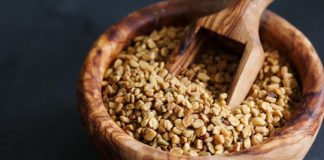 Fenugreek seeds Nutrition Facts & Calories Information