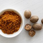 Mace spice Nutrition Facts & Calories Information