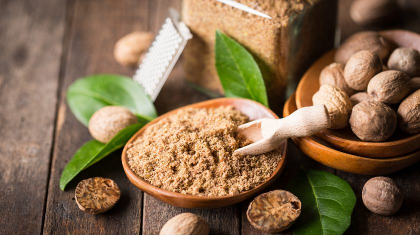 Nutmeg Nutrition Facts & Calories Information