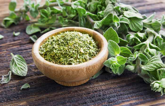Oregano Nutrition Facts