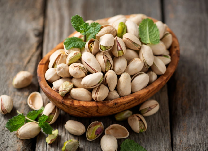 Pistachio Nutrition Facts & Calories