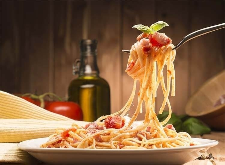 Spaghetti, cooked, Nutrition Facts