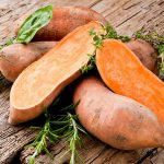 Sweet Potato Nutrition Facts & Calories Information