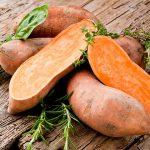 Sweet Potato Nutrition Facts & Calories Information
