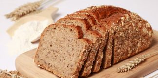 Whole wheat Bread Nutrition Facts & Calories