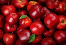 apple nutrition facts and calorie