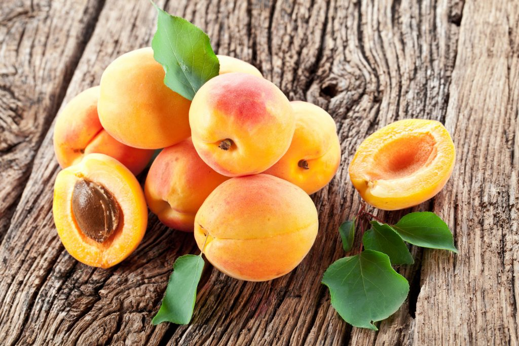 Apricots nutrition facts and calorie