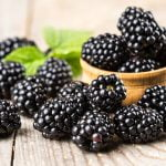 Blackberries Nutrition Facts & Calories Information