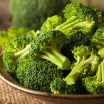 Broccoli Nutrition Facts & Calories Information