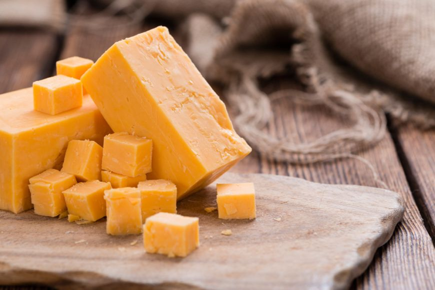 cheese cheddar nutrition facts and calorie information