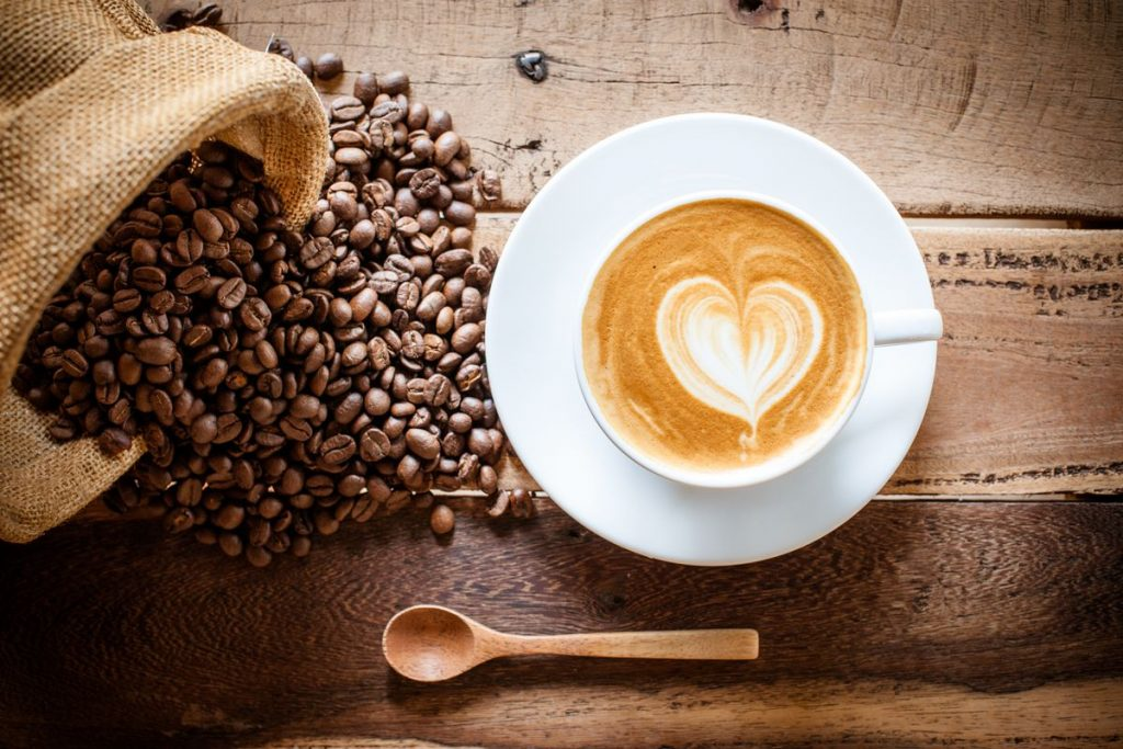 coffee nutrition facts and calorie