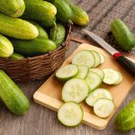 Cucumber Nutrition Facts & Calories Information