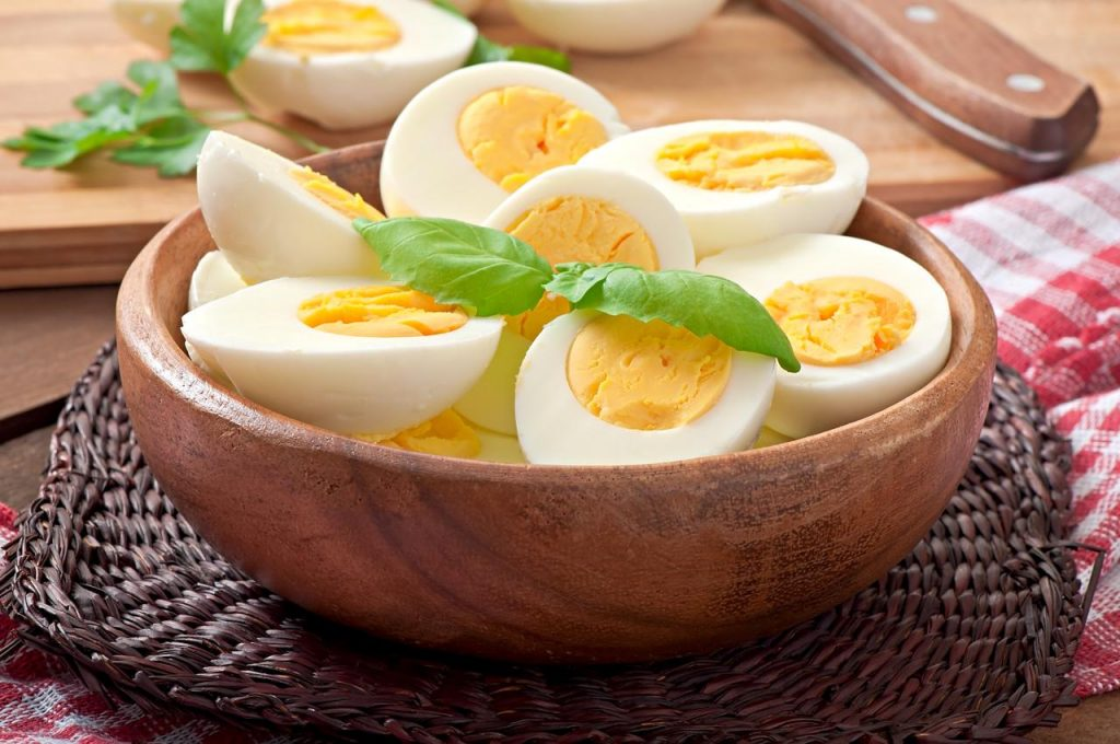 Eggs are great for fighting signs of age