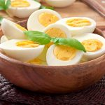 Egg, whole, cooked, hard-boiled Nutrition Facts & Calories Information