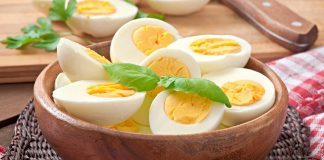 egg boiled nutrition facts and calorie