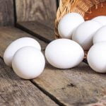 Egg Nutrition Facts & Calories Information