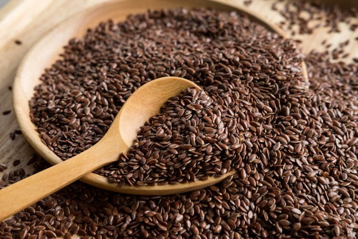 flaxseed nutrition facts and calorie