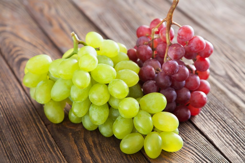 grapes nutrition facts and calorie