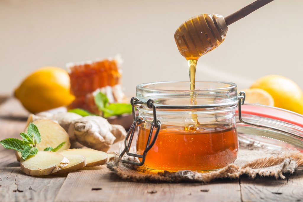 honey nutrition facts and calorie