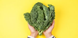 kale nutrition facts and calorie