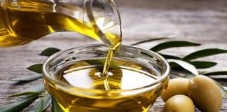 olive oil nutrition facts and calorie