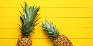 pineapple nutrition facts and calorie