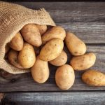 Potato Nutrition Facts & Calories Information