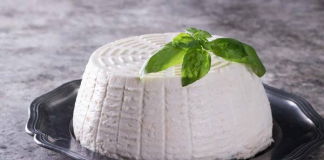 ricotta cheese nutrition facts and calorie information