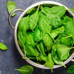 Spinach Nutrition Facts & Calories Information