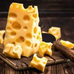 Swiss cheese Nutrition Facts and Calorie Information