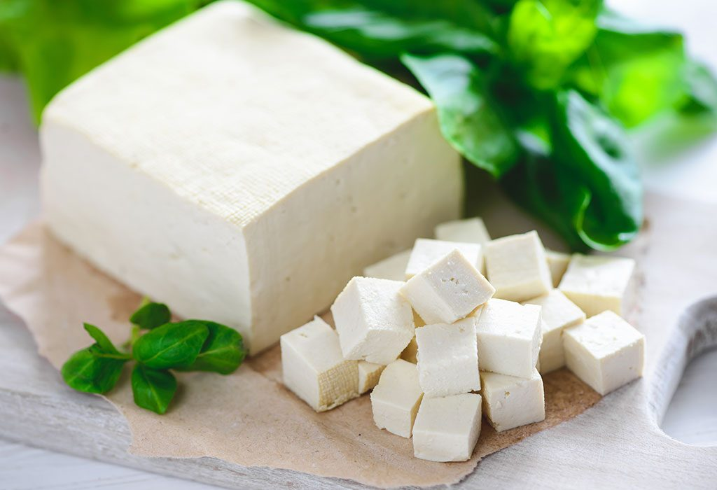 tofu nutrition facts and calorie