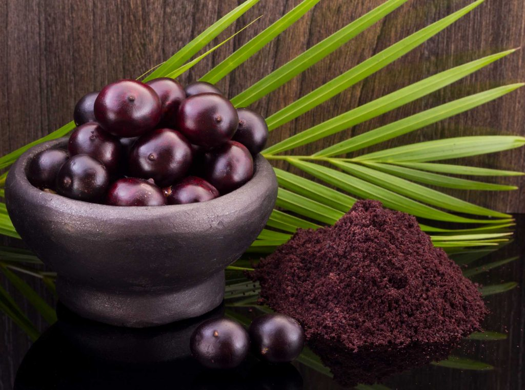 Acai Berry Nutrition Facts
