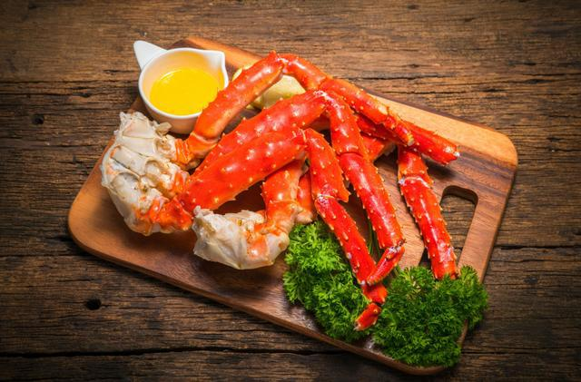 Alaskan King Crab Nutrition Facts