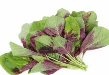 Amaranth Greens Nutrition data