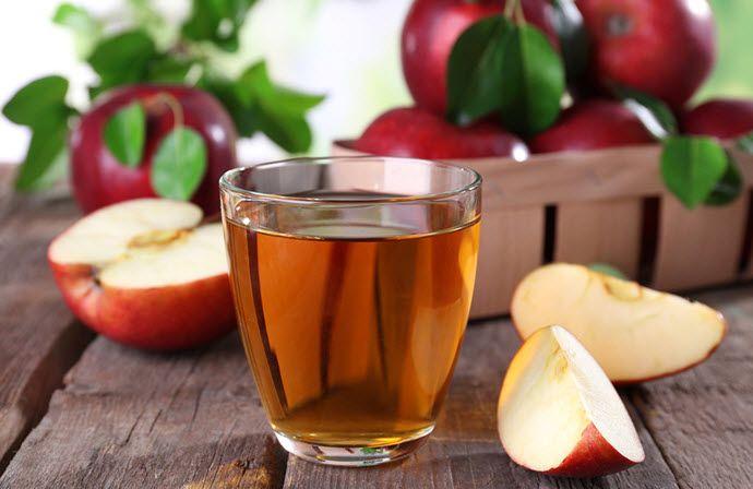 Apple juice Nutrition Facts