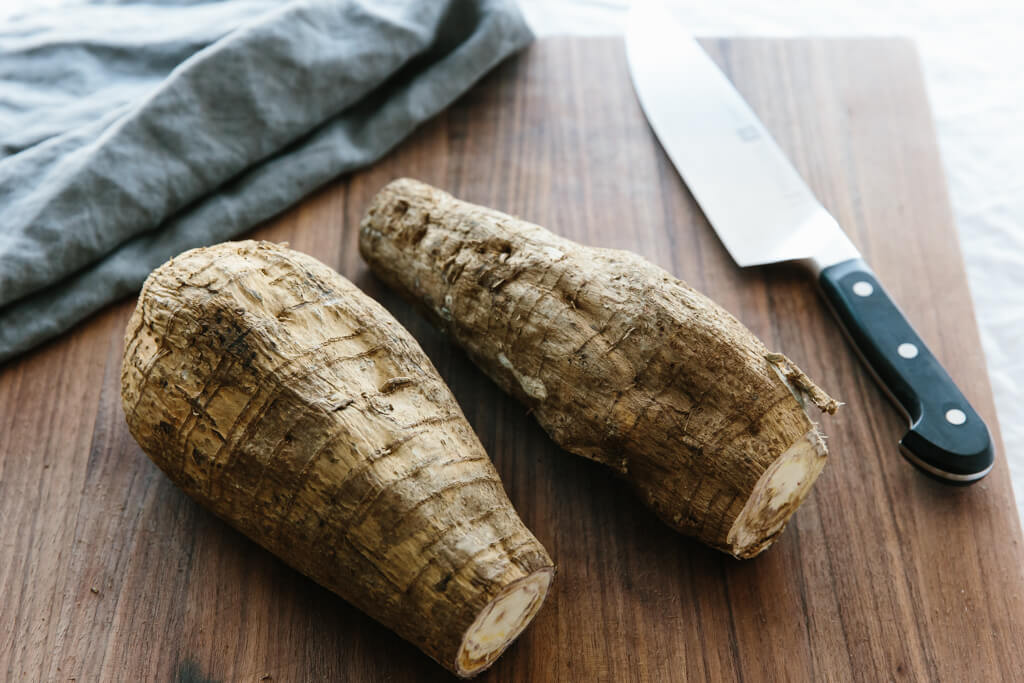 Arrowroot Nutrition Facts