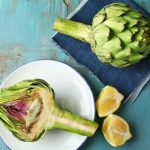 Artichokes, raw Nutrition Facts and Calories Information
