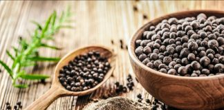 Black Pepper Nutrition Facts