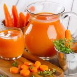 Carrot juice nutrition facts and Calories Information