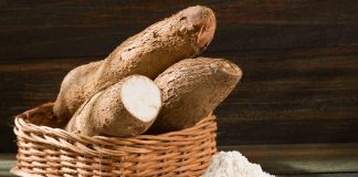 Cassava Nutrition Facts