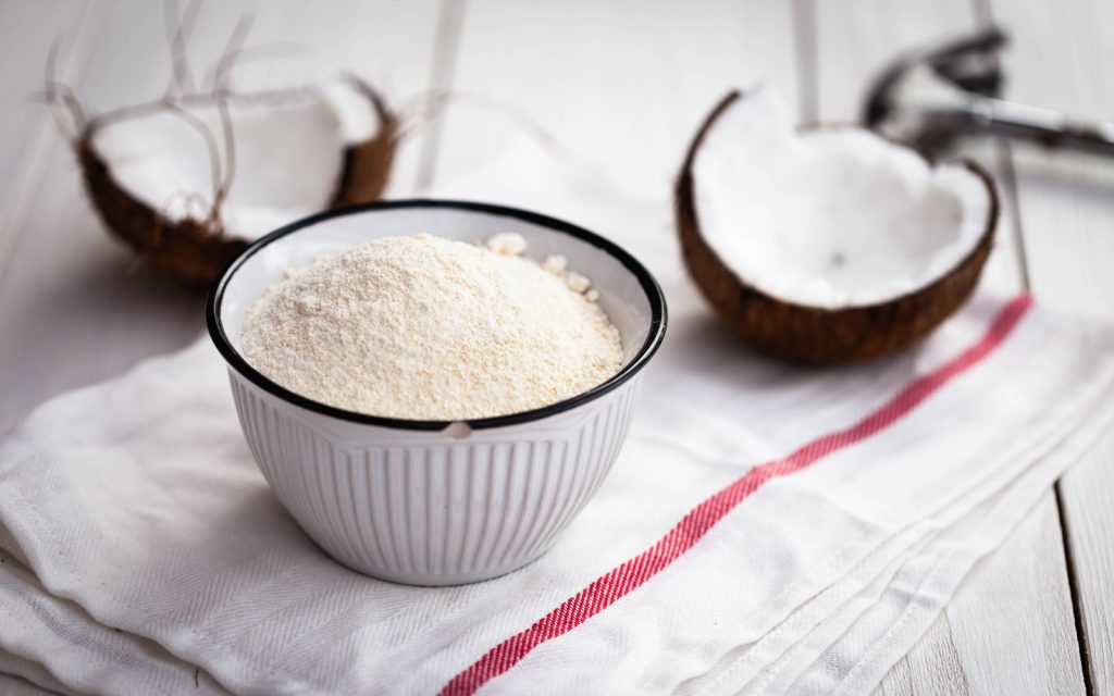 Coconut Flour Nutrition Facts