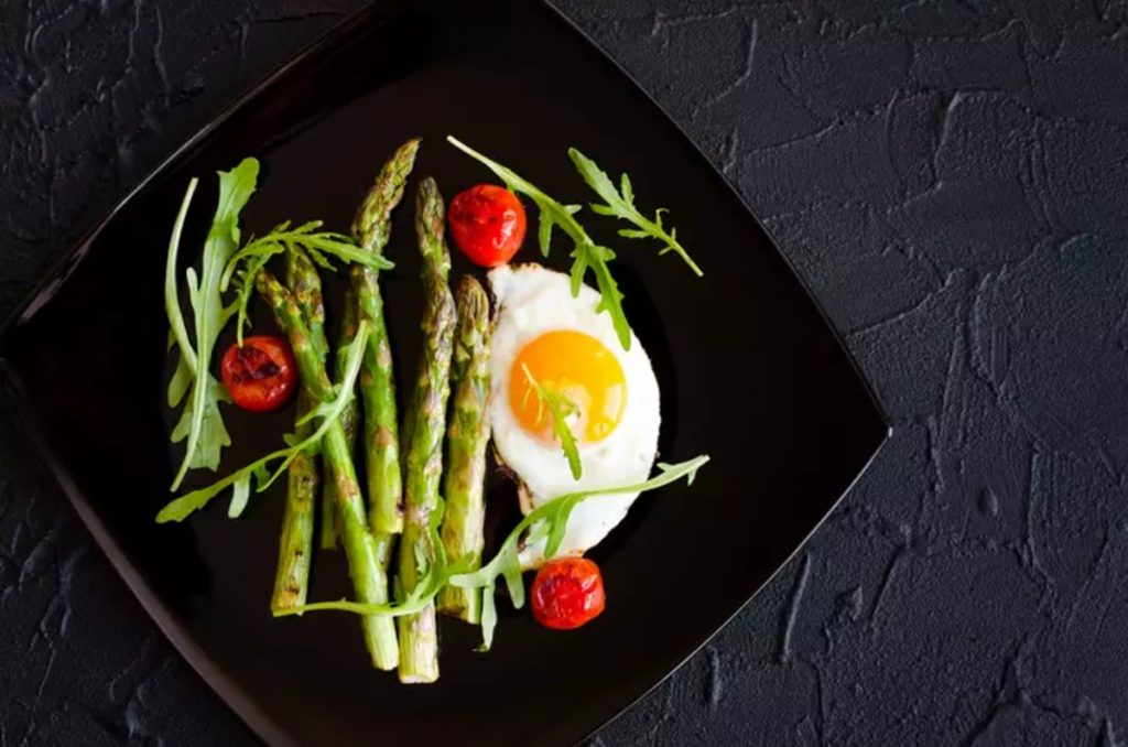 Cooked Asparagus Nutrition Facts